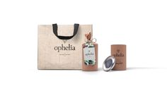 Ophelia Store on Behance