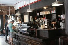 Williamsburg | Sweetleaf Coffee - 135 Kent Ave New York, NY 11211