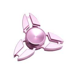 EDC Toys Triangular orqbar Metal Professional Fidget Hand Spinner
