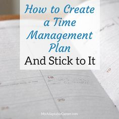 time management pdp Are you working on clock time or 'real' time learn how to manage your day by understanding the difference with these 10 time management tips.