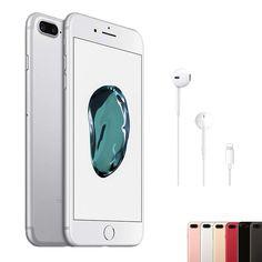 71016Die hellste und bunteste Iphone A... #Rakuten #iphone  #iPhone #7 #Plus #256Gb #Gold/Silber/Roségold/Schwarz/Mattschwarz/Rot #Original #Smartphone #Wie #Neu! #00745679716400 #Haushalt #Spielzeug #Video #Audio #mediaonlinemarkt Iphone 7 Plus, Iphone 8, Buy Cell Phones Online, Cell Phones For Sale, Cheap Cell Phones, Apple Iphone, Quad, Smartphone Case, Buy Apple