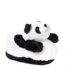e0d45f6ab4c62 Chaussons Animaux Peluche Panda - Taille   34 36 37 38 39