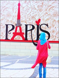 hijab fashion street sytle paris hijabers