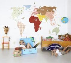 Kids room... Ahhh, so adorable.