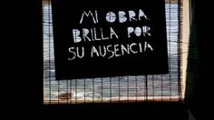 Mi Obra Brilla por su Ausencia #BienalHabana #Cuba #censura