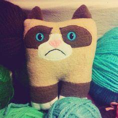 RNEST Blog: May Team Challenge: Internet Memes! (Grumpy Cat!)