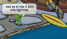 004 The post Capturas de Club Penguin. 004 appeared first on Gag Dad. Reaction Pictures, Funny Pictures, Club Penguin Memes, Funny Penguin, English Memes, Text Memes, All The Things Meme, Cute Memes, Quality Memes