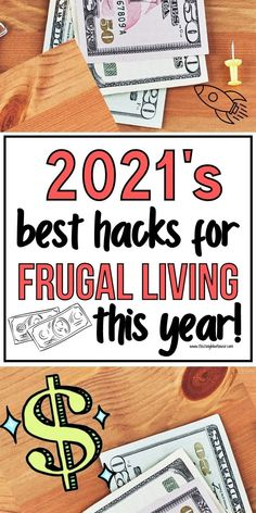 Here are the absolute best frugal living tips for anyone looking to cut back, save money and live a more frugal lifestyle in 2021. Money Tips, Money Saving Tips, Budgeting Tools, Financial Stress, Family Budget, Frugal Living Tips, Managing Your Money, Saving Ideas, Ways To Save