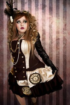 The Steampunk Tribune: Fashion Research Essay regarding Steampunk Influences, an academic work from the University of North Texas