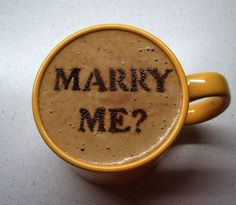 Best proposal EVER .. :)