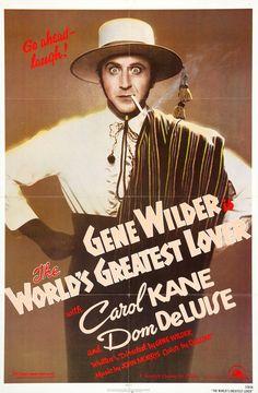 The World's Greatest Lover Gene Wilder, 1979