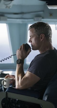 Pictures & Photos from The Last Ship (TV Series 2014– ) Look at that arm. Just look at it.