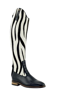 Petrie Coventry in Zebra. Extravert and very beautiful! This Zebra leather is a limited edition. Giraffes, Zebras, Horse Riding, Riding Boots, Christie Hefner, Riding Clothes, Horse Bits, Equestrian Outfits, Shoe Show