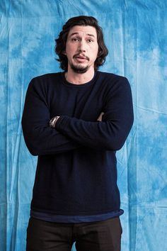 "adamdriiverr: "" Adam Driver at the 'Silence' press conference on Dec 6th. """
