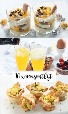 Easter Recipes, Brunch Recipes, Easter Brunch Menu, Brunch Buffet, High Tea, Tapas, Catering, Good Food, Food Porn