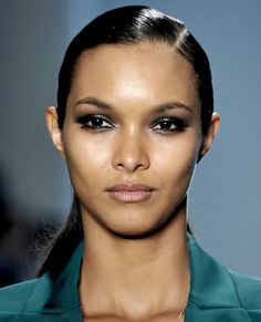 The Best Beauty Looks From Fall 2015 Fashion Week - Cushnie et Ochs from #InStyle