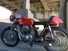 1970 Honda Cafe Racer