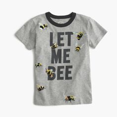 Garments for Good: The world's most important plant pollinators, bees, are in danger of disappearing, which is why we've teamed up with the Xerces Society for Invertebrate Conservation, a nonprofit organization dedicated to the conservation of insects. To help support its cause, we made this T-shirt featuring hand-drawn watercolors by London-based illustrator Marcel George (who our head women's designer discovered in an online gallery for new artists). Fifty percent of the retail price from…