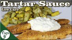 Zero Carb Tartar Sauce – Very Easy Keto Recipe Keto Foods, Keto Carbs, Keto Food List, Ketogenic Recipes, Keto Recipes, Healthy Carbs, Easy Tartar Sauce, Homemade Tartar Sauce, Zero Carb Diet