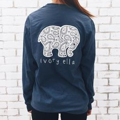 Pocketed True Navy Paisley Print $31.99