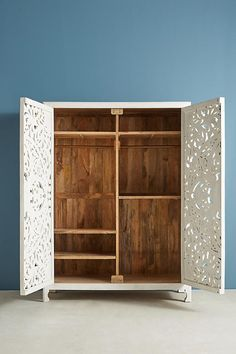 Excellent home decor advice info are readily available on our internet site. Have a look and you wont be sorry you did. Armoire, Three Drawer Dresser, Hanging Bar, Boho Living Room, Lombok, Metal Wall Decor, Adjustable Shelving, Interior Design Living Room, Decoration