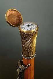 18th century walking stick