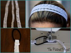 The Pinterest Project: Adding a Little Lace to Life