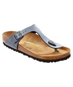 f35502831adf BIRKENSTOCK Birkenstock Gizeh Birko-Flor Leather Sandal .  birkenstock   shoes  sandals