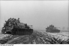 19th December 1943: Eastern Front – Panzergrenadier counter-attack