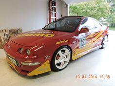 Ja Rule's 1996 Acura Integra GSR from Fast & Furious Is on eBay