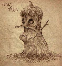 ugly tree - Google-haku