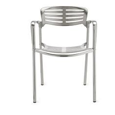 Toledo Chair by Jorge Penski. One of my favourite pieces and most comfortable aluminum chairs I own.
