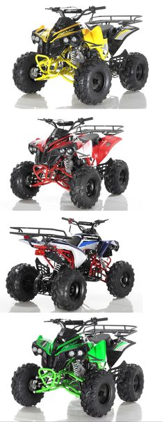 atvs utvs snowmobiles: New Apollo Atv 125 Cc Sportrax For Sale Mid Size Fully Automatic With Reverse -> BUY IT NOW ONLY: $899 on eBay!