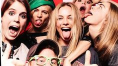 Margot Robbie mistook Prince Harry for Ed Sheeran in A-list party photobooth.