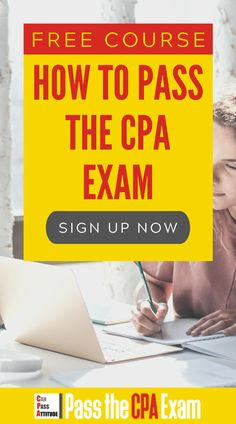 Get your free CPA Exam guide including study tips, advice on test prep courses, how to study, and how to become a certified public accountant right here. tips Online Education Websites, Tips Online, Online Courses, Cpa Course, What To Study, Cpa Exam, Exam Guide, Importance Of Time Management, College Courses