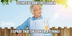 Scentsy - Facebook banner - humor  Krista Rector Independent Scentsy Consultant on Facebook