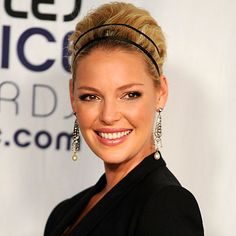 "I'm a HUGE Katherine Heigl fan!  She is hilarious and a natural actress! She has come a long way since her made-for-TV Disney movie ""Wish Upon a Star"""