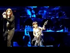 Ozzy doing CRAZY TRAIN with very young japanese guitarist Yuto Miyazawa. Very cool to know that some younger people like and play actual music.