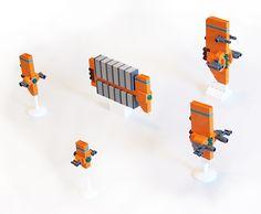 Technorati tags: LEGO microscale