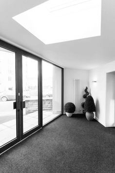 New reception area at the funeral directors by PARKdesigned architects