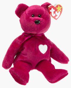 08f3629d4e9 Amazon.com  Ty Beanie Babies - Valentina the Bear  Toys   Games