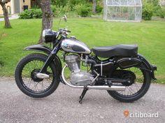 NSU MAX 250 1954