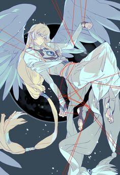 Card Captor Sakura:  Yue byDur
