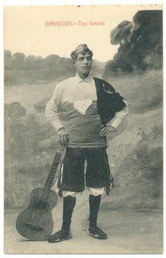 Aragonese man