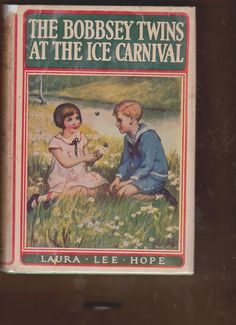 Bobbsey Twins At The Ice Carnival Pre Ww2 Ed. Dj Fair- from $12.0