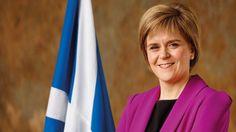"""London, 2017. március 9., csütörtök (MTI) - Nicola Sturgeon skót miniszterelnök szerint 2018 ősze """"észszerű időpontja"""" lehet a skóciai függetlenségről szóló esetleges újabb népszavazásnak, de erről döntés még nincs.   #brexit #skócia"""