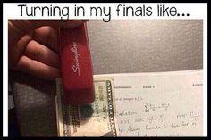 Finals Week Memes : Photo
