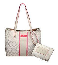Nine West Handbag On Cloud 9 Medium Per Handbags Accessories Macy S