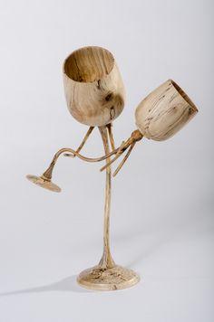 World of Woodturners