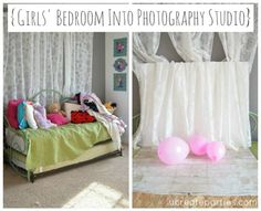 DIY Photo Shoot Tutorial